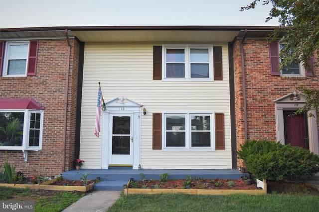 110 Century Village, NEW MARKET, VA 22844 (#VASH122614) :: The Maryland Group of Long & Foster Real Estate