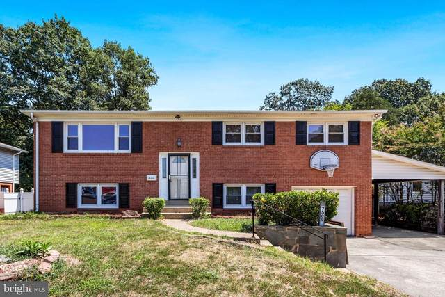 7509 Todd Place, MANASSAS, VA 20109 (#VAPW525800) :: The Maryland Group of Long & Foster Real Estate