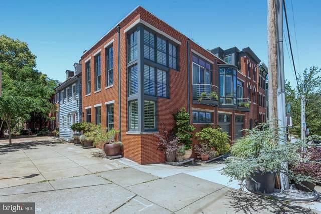 132 E Montgomery Street, BALTIMORE, MD 21230 (#MDBA555324) :: Integrity Home Team