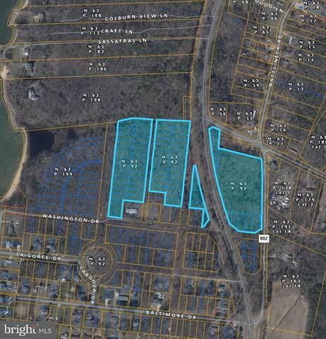 Romancoke & Batts Neck Road, STEVENSVILLE, MD 21666 (#MDQA148192) :: The Riffle Group of Keller Williams Select Realtors