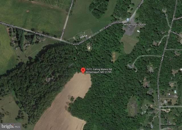 15211 Falling Waters Road, WILLIAMSPORT, MD 21795 (#MDWA180532) :: Sunrise Home Sales Team of Mackintosh Inc Realtors