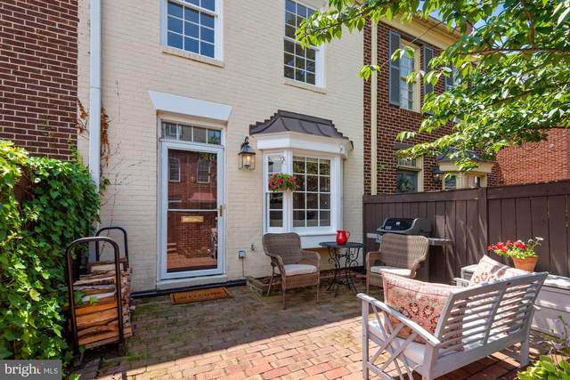 556 N Saint Asaph Street, ALEXANDRIA, VA 22314 (#VAAX261206) :: Eng Garcia Properties, LLC