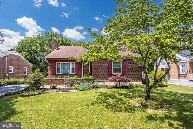 421 S Edgewood Drive, HAGERSTOWN, MD 21740 (#MDWA180542) :: Dart Homes