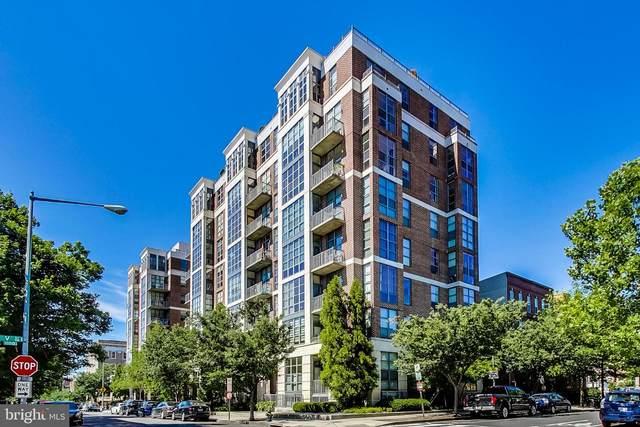 2020 12TH Street NW #705, WASHINGTON, DC 20009 (#DCDC526966) :: Shamrock Realty Group, Inc