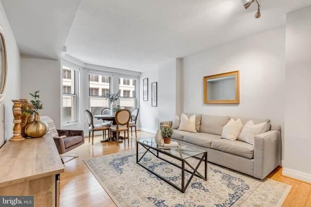 915 E Street NW #412, WASHINGTON, DC 20004 (#DCDC2000016) :: The Riffle Group of Keller Williams Select Realtors