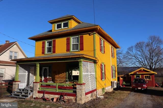 15527 Raystown Road, JAMES CREEK, PA 16657 (#PAHU2000002) :: Flinchbaugh & Associates