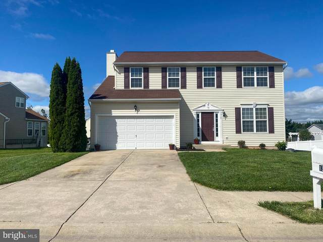 13 Kwanzan Street, TANEYTOWN, MD 21787 (#MDCR2000034) :: McClain-Williamson Realty, LLC.