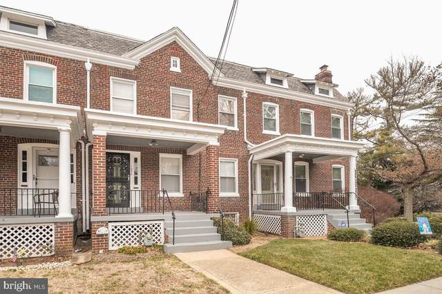 1338 Randolph Street NE, WASHINGTON, DC 20017 (#DCDC2000314) :: EXIT Realty Enterprises