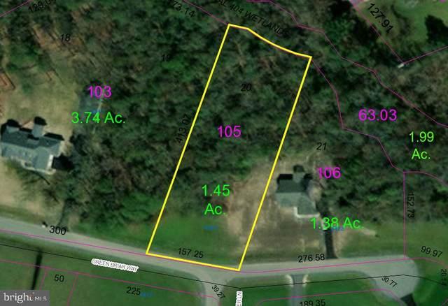 4421 Green Briar Way Lot 20, SEAFORD, DE 19973 (#DESU2000136) :: The Allison Stine Team