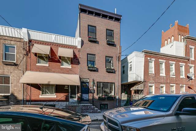 1009 Greenwich Street, PHILADELPHIA, PA 19147 (#PAPH2000598) :: Revol Real Estate