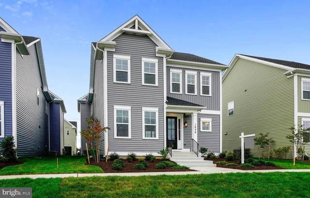 1606 Canary Grass Drive, ODENTON, MD 21113 (#MDAA2000013) :: Betsher and Associates Realtors