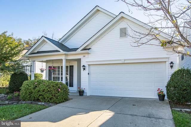 199 Smithfield Way, FREDERICKSBURG, VA 22406 (#VAST2000065) :: McClain-Williamson Realty, LLC.