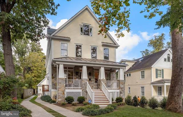 153 Quincy Street, CHEVY CHASE, MD 20815 (#MDMC2000287) :: The Sky Group