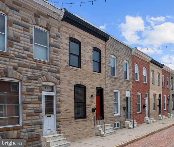 27 N Streeper Street, BALTIMORE, MD 21224 (#MDBA2000522) :: Sunrise Home Sales Team of Mackintosh Inc Realtors