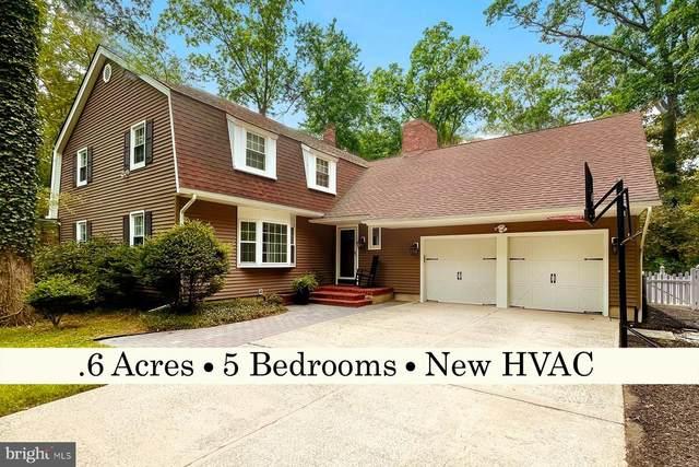2 Hunters Drive, CHERRY HILL, NJ 08003 (#NJCD2000256) :: Rowack Real Estate Team