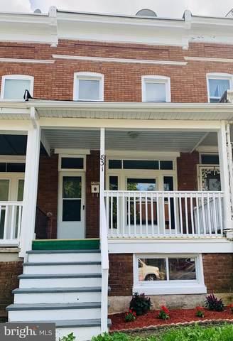 831 Belgian Avenue, BALTIMORE, MD 21218 (#MDBA2000347) :: Dart Homes