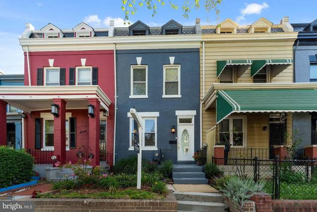5 16TH Street NE, WASHINGTON, DC 20002 (#DCDC2000451) :: Crossman & Co. Real Estate