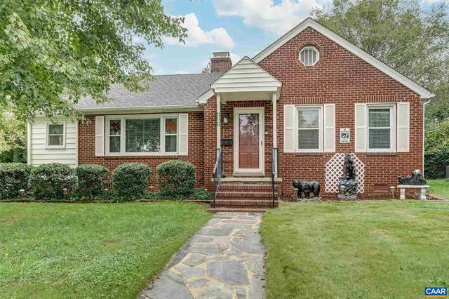 1453 Rugby Ave, CHARLOTTESVILLE, VA 22903 (#622975) :: The Miller Team
