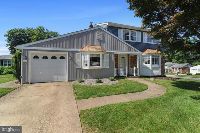 2648 Longfellow Drive, WILMINGTON, DE 19808 (#DENC2000260) :: RE/MAX Coast and Country