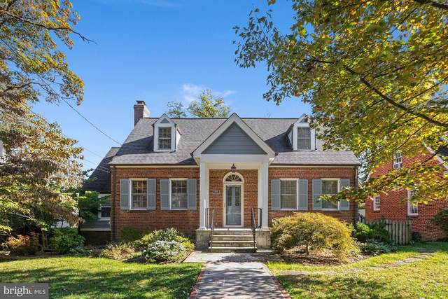 6349 31ST Place NW, WASHINGTON, DC 20015 (#DCDC2000543) :: Betsher and Associates Realtors
