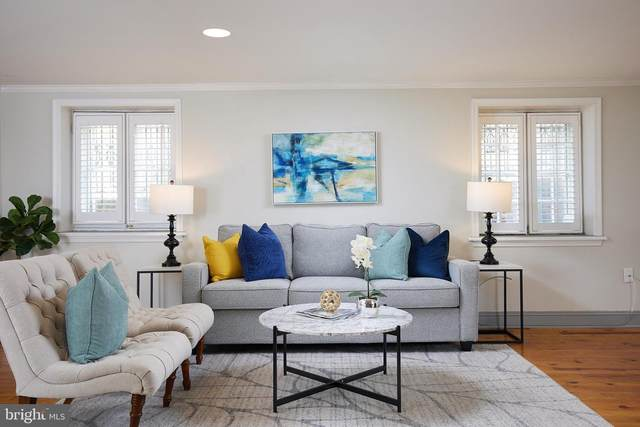 3267 N Street NW #1, WASHINGTON, DC 20007 (#DCDC2000545) :: Crossman & Co. Real Estate