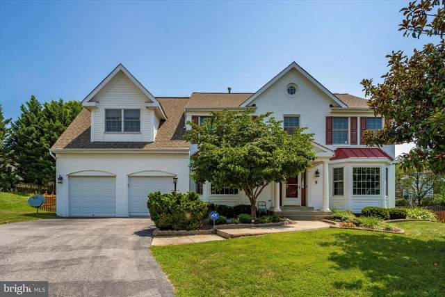 8903 Remington Place, FREDERICK, MD 21701 (#MDFR2000250) :: Lee Tessier Team