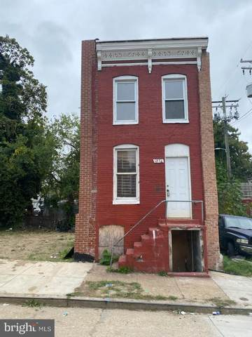 1571 Richland Street, BALTIMORE, MD 21217 (#MDBA2000519) :: The Mike Coleman Team