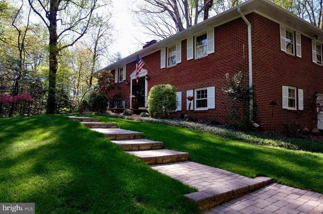 11415 Vale Spring Drive, OAKTON, VA 22124 (#VAFX2000731) :: Bic DeCaro & Associates