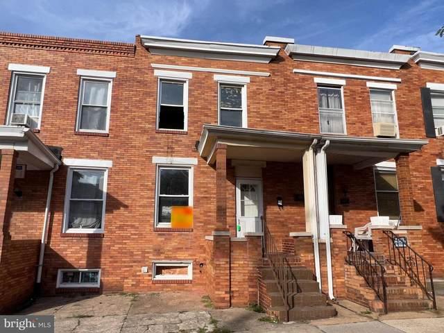 604 N Clinton Street, BALTIMORE, MD 21205 (#MDBA2000569) :: Dart Homes