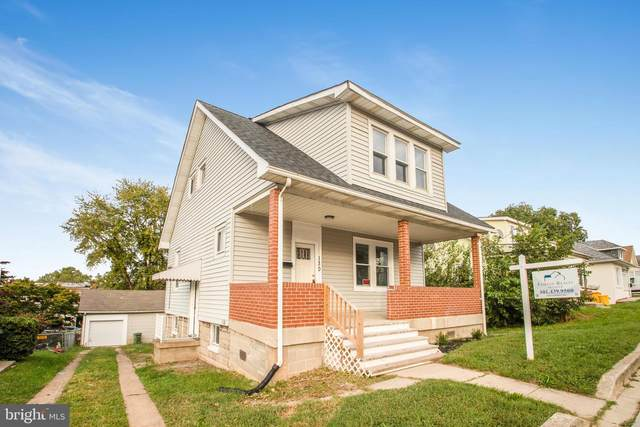 130 W Edgevale Road, BALTIMORE, MD 21225 (#MDAA2000373) :: The Mike Coleman Team