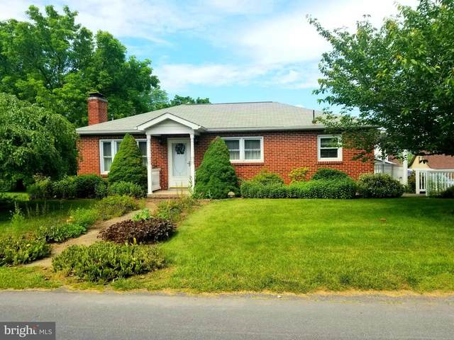 19 Parkside Boulevard, LAVALE, MD 21502 (#MDAL2000056) :: Blackwell Real Estate