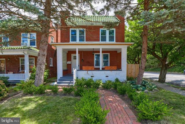 237 S West End Avenue, LANCASTER, PA 17603 (#PALA2000436) :: Sunrise Home Sales Team of Mackintosh Inc Realtors