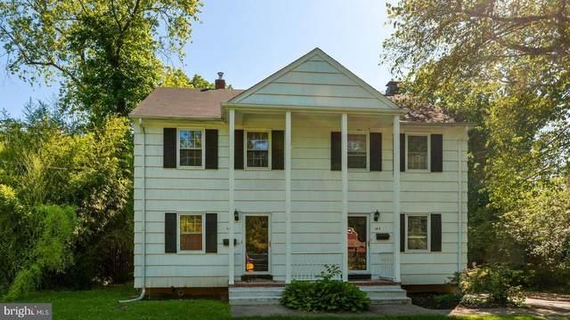 145 N Harrison Street, PRINCETON, NJ 08540 (#NJME2000354) :: The Schiff Home Team