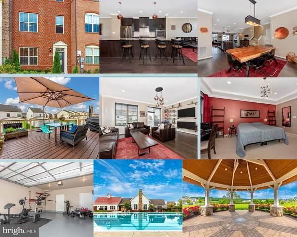 4338 Viridian Terrace, MONROVIA, MD 21770 (#MDFR2000243) :: CENTURY 21 Core Partners