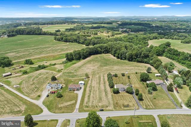 Lot 46 Stoverstown R Stoverstown Road, SPRING GROVE, PA 17362 (#PAYK2000378) :: The Joy Daniels Real Estate Group