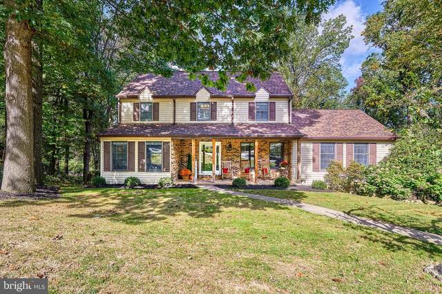 1541 Woodhaven Drive, HUMMELSTOWN, PA 17036 (#PADA2000189) :: The Joy Daniels Real Estate Group