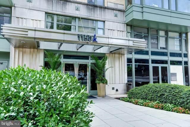 1150 K Street NW #611, WASHINGTON, DC 20005 (#DCDC2001062) :: SURE Sales Group