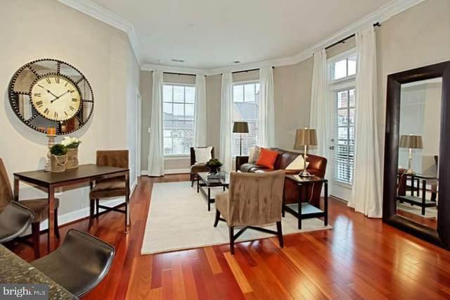 1023 N Royal Street #215, ALEXANDRIA, VA 22314 (#VAAX2000294) :: Corner House Realty