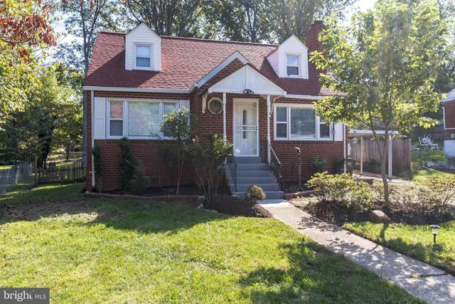 6589 Bock Terrace, OXON HILL, MD 20745 (#MDPG2000829) :: The Sky Group