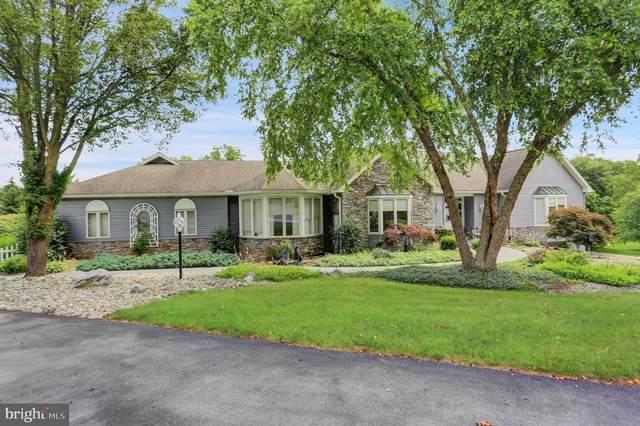 96 Wheatland Road, LEWISBERRY, PA 17339 (#PAYK2000432) :: The Joy Daniels Real Estate Group