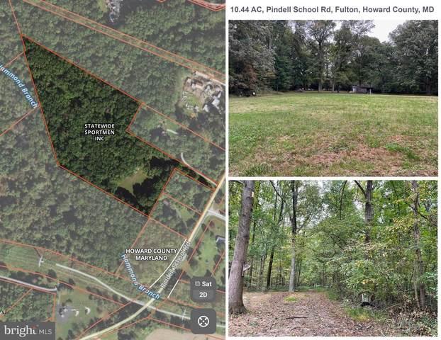 7594 Pindell School Road, FULTON, MD 20759 (#MDHW2000241) :: VSells & Associates of Compass