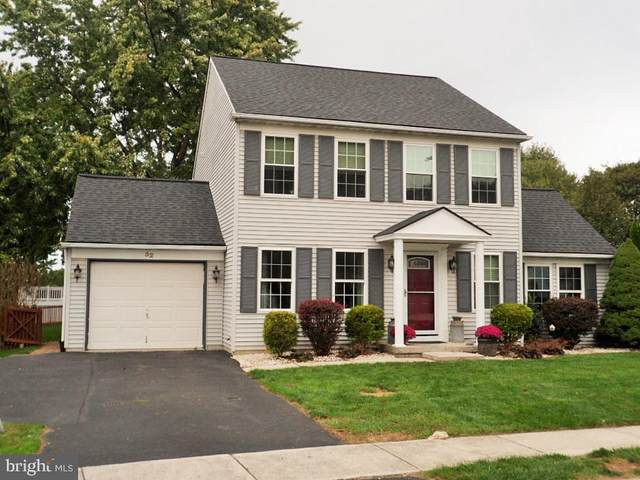 52 Bayberry Drive, MECHANICSBURG, PA 17050 (#PACB2000245) :: The Team Sordelet Realty Group