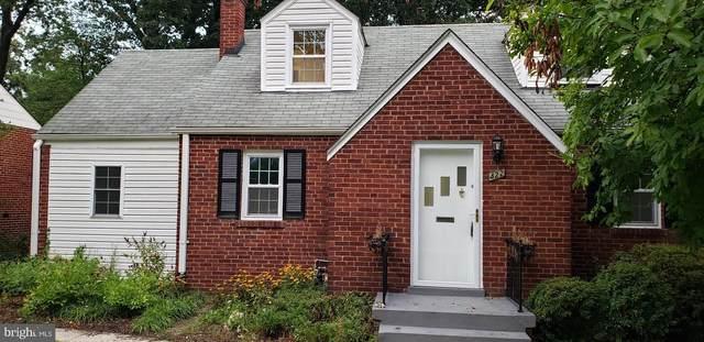 422 Lincoln Avenue, TAKOMA PARK, MD 20912 (#MDMC2001300) :: Corner House Realty