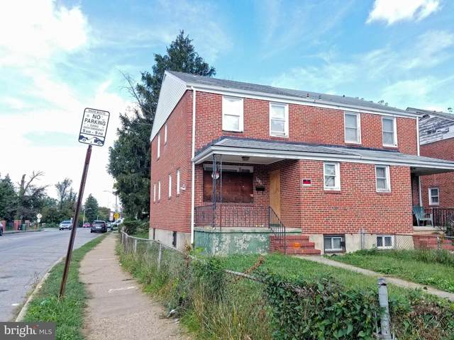 3958 Oakford Avenue, BALTIMORE, MD 21215 (#MDBA2001051) :: The Mike Coleman Team