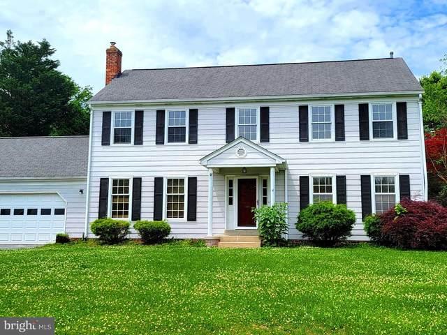 7204 E Sundown Court, FREDERICK, MD 21702 (#MDFR2000470) :: Murray & Co. Real Estate