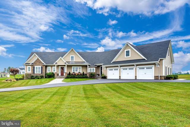 2819 Sumantown Road, MIDDLETOWN, MD 21769 (#MDFR2000405) :: The Dailey Group