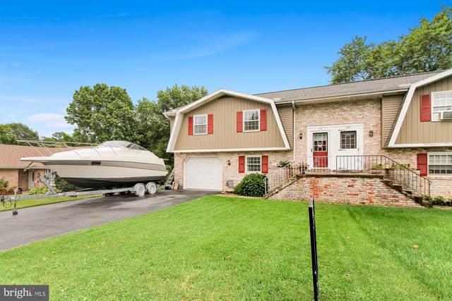 105 Colonial Drive, AKRON, PA 17501 (#PALA2000544) :: McClain-Williamson Realty, LLC.