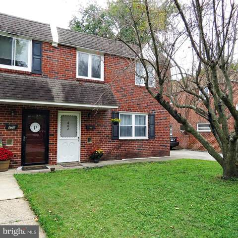 802 Hancock Avenue, RIDLEY PARK, PA 19078 (#PADE2000681) :: Tom Toole Sales Group at RE/MAX Main Line