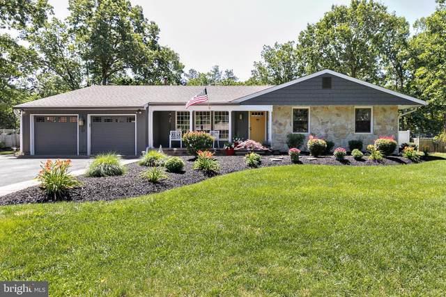 12 Woodhurst Drive, VOORHEES, NJ 08043 (#NJCD2000702) :: Holloway Real Estate Group