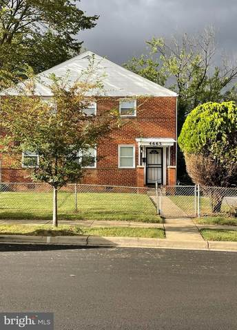 4665 Kendrick Road, SUITLAND, MD 20746 (#MDPG2001233) :: The MD Home Team